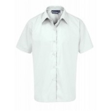 Blouse Short Sleeve - Twin Pack - White