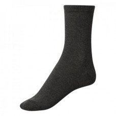 Ankle Socks 5 Pair Pack - Charcoal