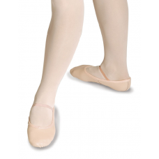 Ballet Shoes Leather - Pink