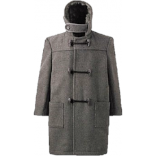 Duffle Coat - Grey