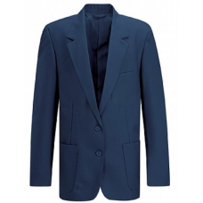 Blazer Girls - Navy Blue