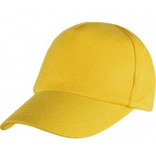 Junior Baseball Cap - Gold