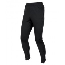 Slim Fit Leisure And Sports Training Pant - Black