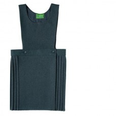 Girls Bib Pinafore - Bottle