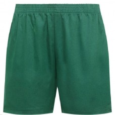 Sports Short - Bottle Green