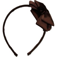 Opal Headband - Brown Hair Accessories