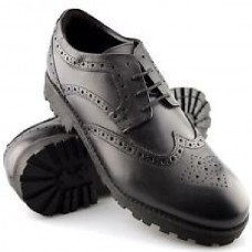 Leather Lace Up Brogue