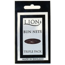 Bun Net - Brown/Black