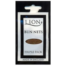 Bun Net - Medium Brown