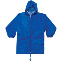 Cagoule in a bag - Royal Coats & Jackets