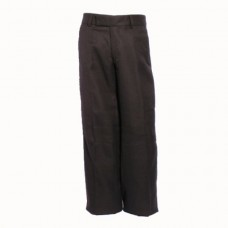 Senior Slim Fit Trouser - Charcoal