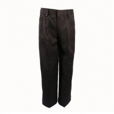Boys Sturdy Fit Trouser - Charcoal