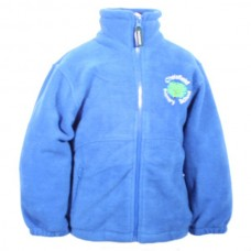 School Embroidered Fleece