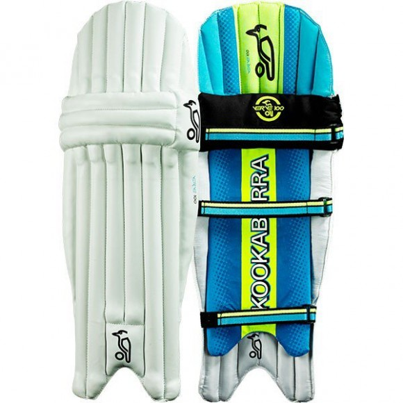 Cricket Pads - White Cricket