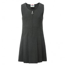 Eco Tunic Pleated - Grey