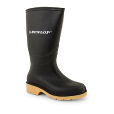 Wellingtons Boots - Black