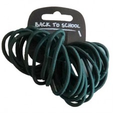 25 Endless Elastics - Bottle Green