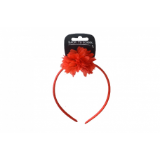 Flower Bobble & Band - Red