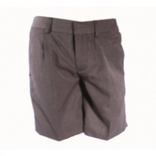 Grey Boys School Shorts. Age 13/14