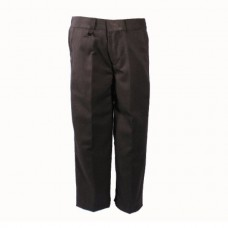 Boys standard Fit Trouser - Charcoal