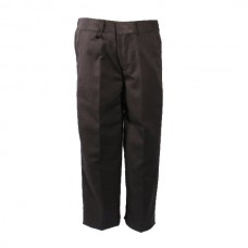 Boys Standard Fit Trouser - Grey