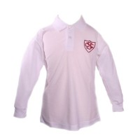 School Poloshirt Long Sleeve