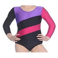Gymnastic Leotard - Purple