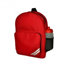 Infant Rucksack - Red