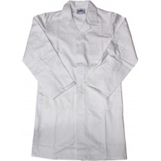 Lab Coat - White