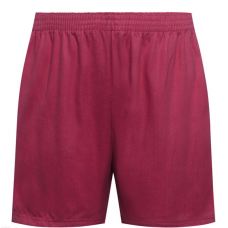 Sports Shorts - Maroon
