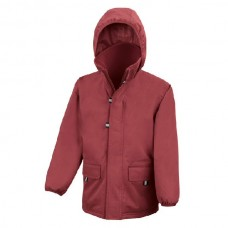 Waterproof School Coat