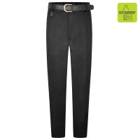 Senior Sturdy Fit Trouser - Charcoal Senior Trousers