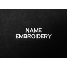 Leotard - Name Embroidery