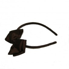 Opal Headband Brown