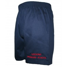 Leesons PE Shorts