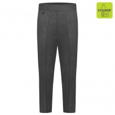 Trouser Pull Up - Grey