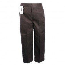 Boys Pull Up Trouser - Grey