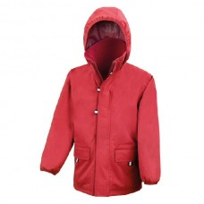 Coat Waterproof - Red