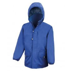 Coat Waterproof - Royal Blue