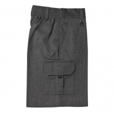 Shorts Cargo Side Pockets - Grey
