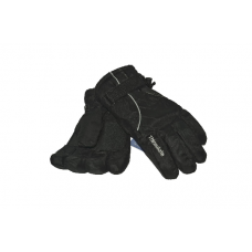 Padded Gloves - Black