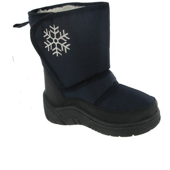 Snow Boot - Navy Blue