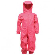Waterproof Splash Suit - Pink