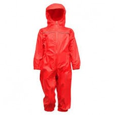 Waterproof Splash Suit - Red
