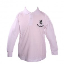 School Embroidered Poloshirt Long Sleeve