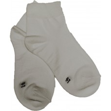 Ankle Socks 5 Pair Pack - White
