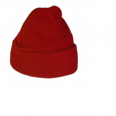 Fleece Hat - Red