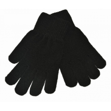 Stretch Gloves - Black