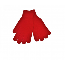 Stretch Gloves - Red