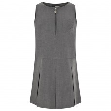Tunic Flower Pocket - Grey
